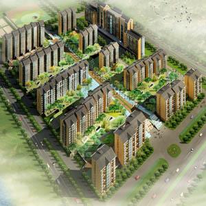曹妃甸工业区四海公寓项目